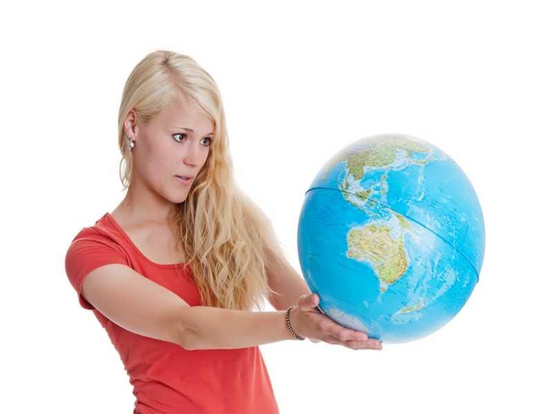 Praktikum im Ausland